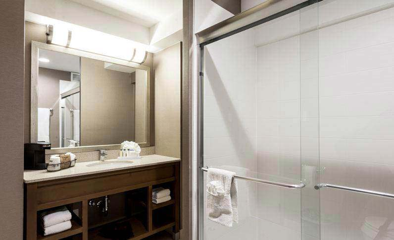 Best Western Grant Park Hotel, Illinois - Bathroom