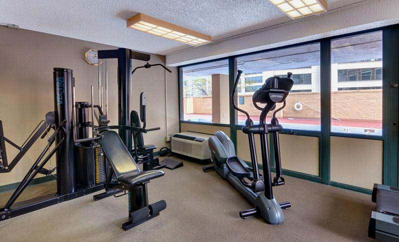 Best Western Grant Park Hotel, Illinois - Fitness Center