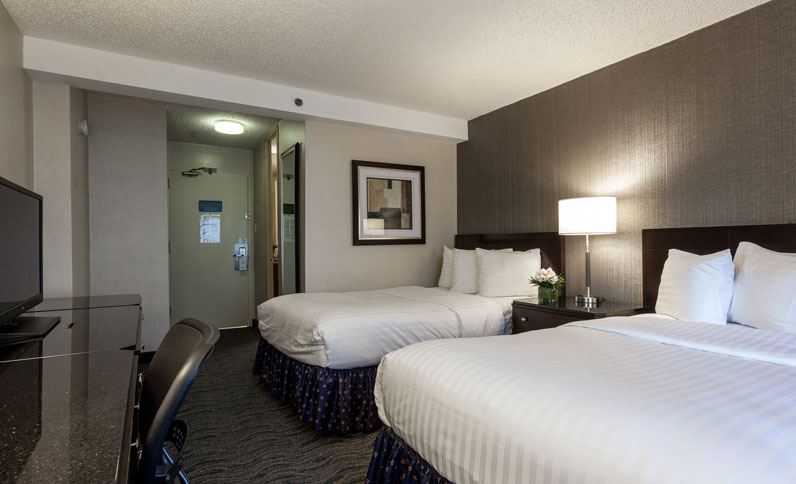 Best Western Grant Park Hotel, Illinois - Double Double Room