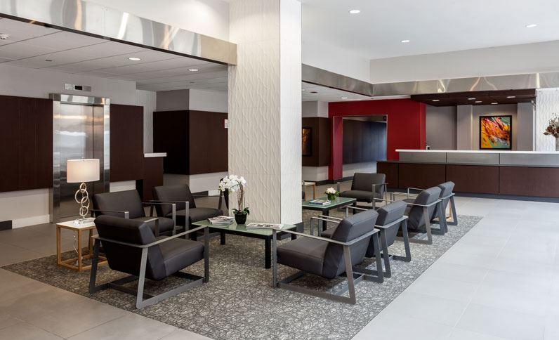 Best Western Grant Park Hotel, Illinois - Lobby
