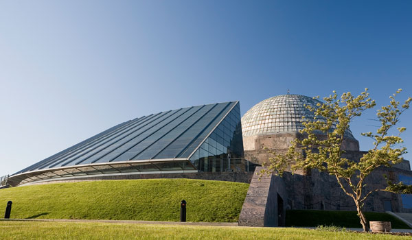 Adler Planetarium in Chicago