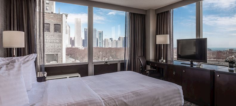 Downtown Chicago Suites